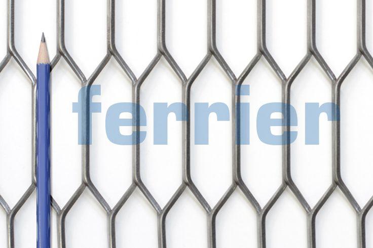 Ferrdxm0050 pattern, mild steel (unfinished) material.