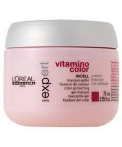 vitamino Color Protecting Gel Masque. Get it here: http://myhairandbeauty.co.uk/hair-care/hair-spray/color-protection-spray/vitamino-color-protecting-gel-masque.html