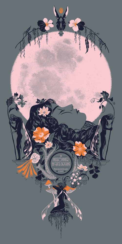 A Midsummer's Night Dream - Anne Benjamin