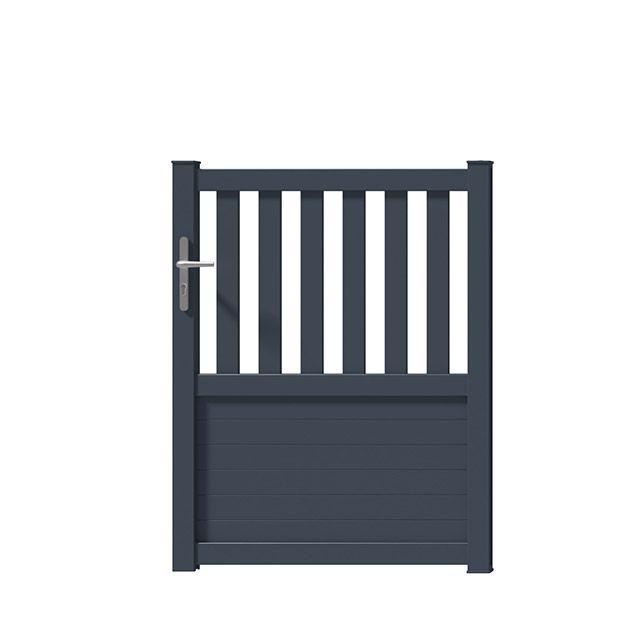 portail jardin castorama trendy d coration cloture jardin avec portillon montreuil with portail. Black Bedroom Furniture Sets. Home Design Ideas