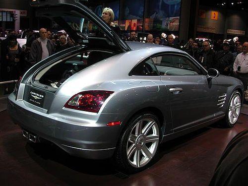 295 best Chrysler Crossfire images on Pinterest