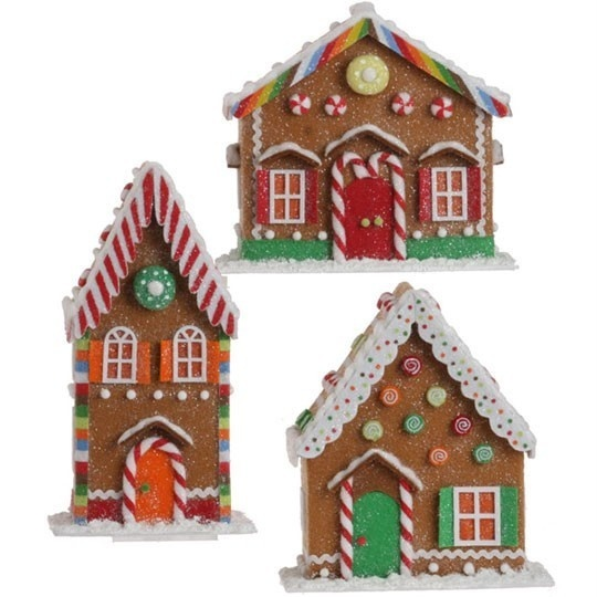 Gingerbread candy house decoration likes pinterest