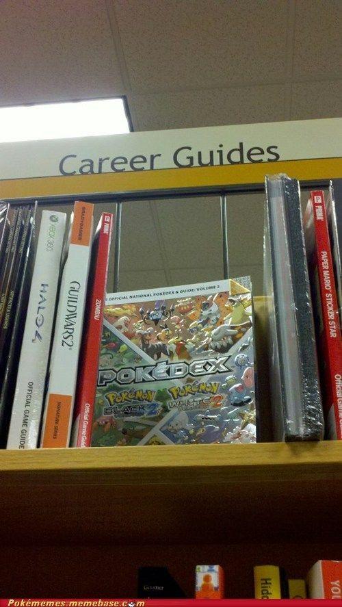 Career Level: Pokémaster