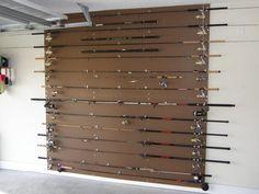 Fishing Rod Rack/Holder Ideas?   Georgia Outdoor News Forum
