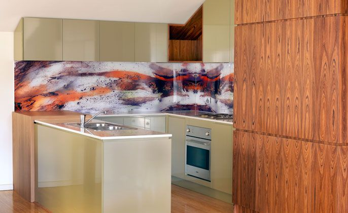 Our Kitchen Transformation - Inspired by Mother Nature - Visual Resource