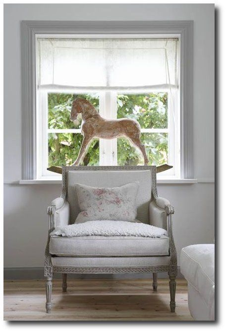 Gustavian Swedish Scandinavian Country Painted Furniture ...