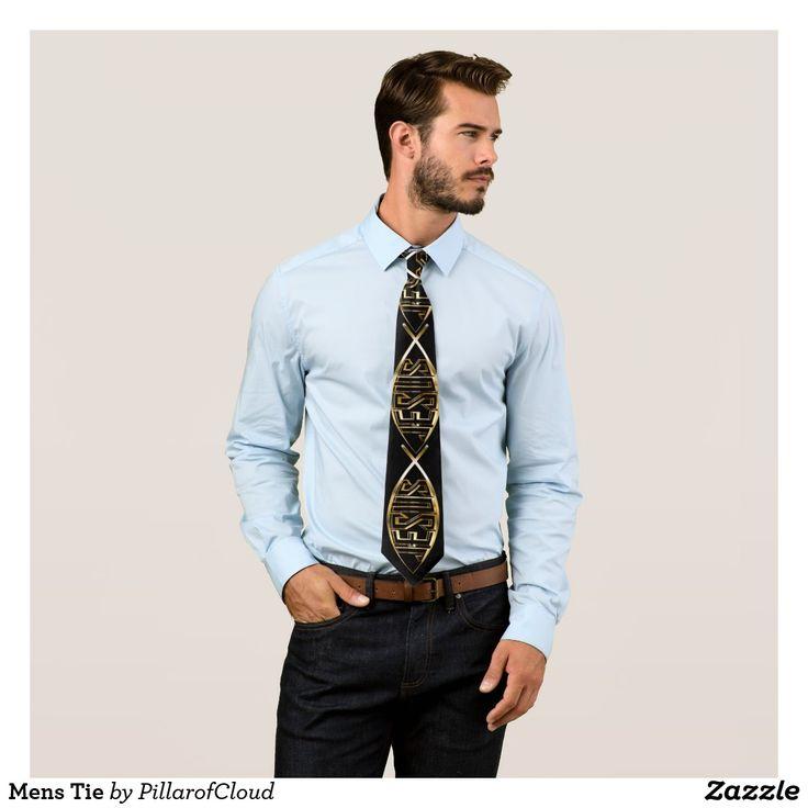 Mens Tie
