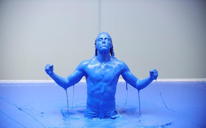 David Luiz - It's blue, what else matters? Behind the scenes -- 2013/14 adidas Chelsea FC kit launch