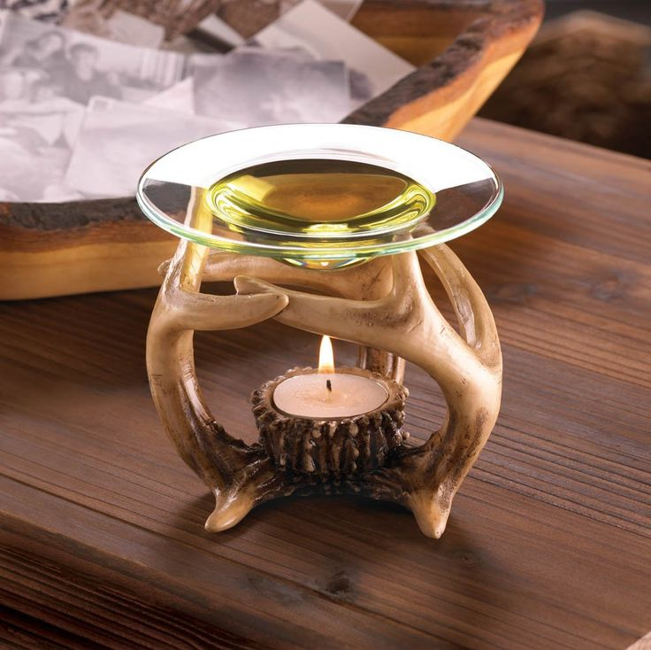 Antler Oil Warmer