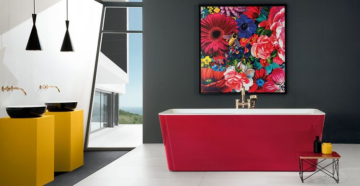 Design your bathroom with latest #bathroom #design of #2017. Bathroom Ideas is that place, from where you can get better assistance about designing your bathroom.