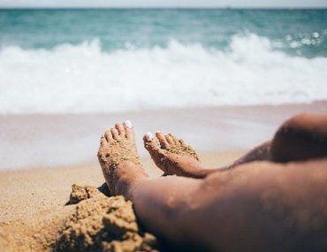 5 ok, hogy strandterápiára menj