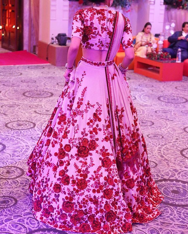 #TheDecadentPrincess #Red #Canvas #SummerFresh #Floral #Exquisite #Embellished #Divine #Glamour #SabyasachiCouture #TheSabyasachiBride #RealBride #PriyankaNagar @priyankanagar #TheWorldOfSabysachi #TheSabyasachiWedding #HandCraftedInIndia #MadeInIndia #MakeInIndia #SabyasachiMukherjee #Sabyasachi #DestinationWeddings #SummerWeddings @bridesofsabyasachi #TheRedBride