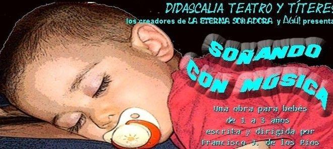 """""""Soñando con música"""" Teatro para niños"""