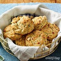 Feta & Chive Biscuits