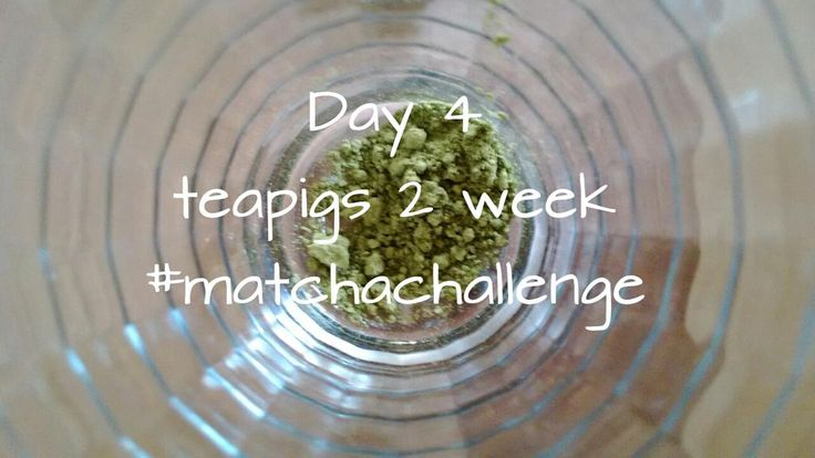 Loving this super green powder! It's day 4 of the @teapigs #matchachallenge #matcha #superdrink