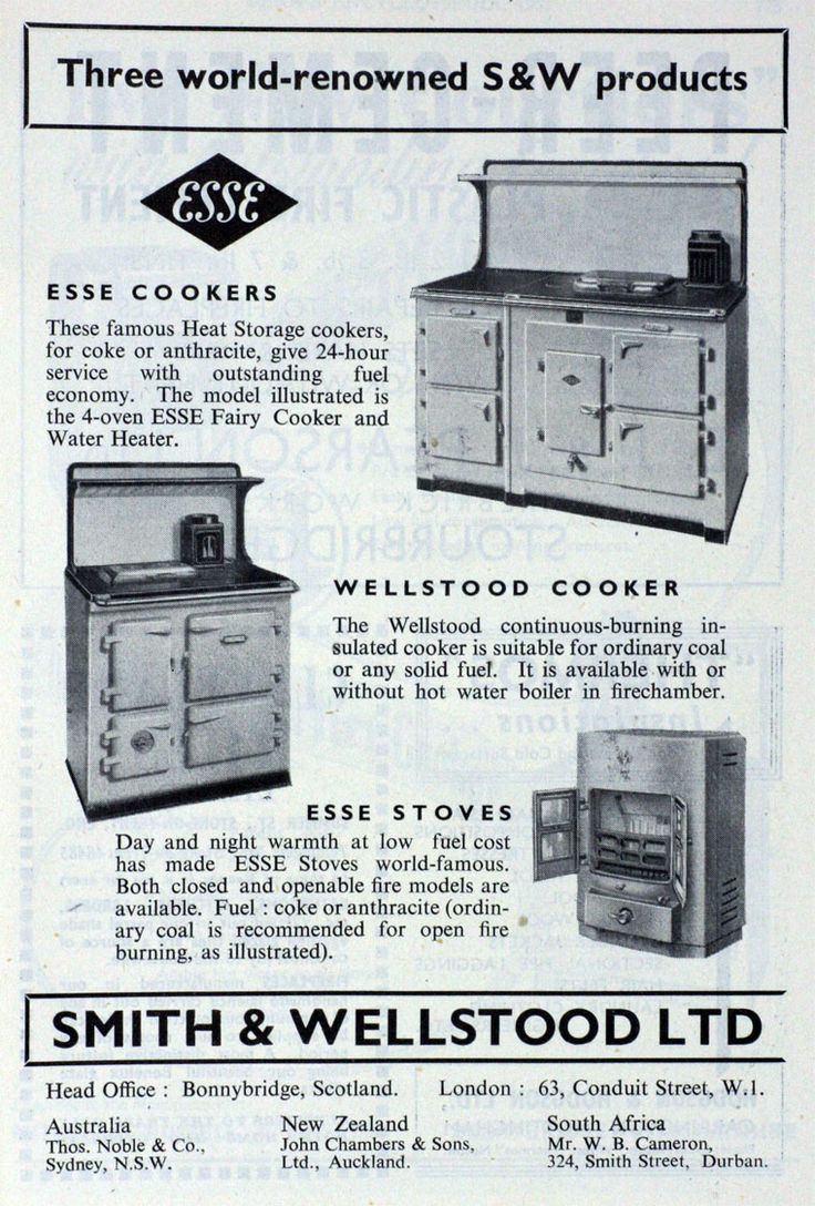 36 best ESSE | History images on Pinterest | Stoves, Garage and ...