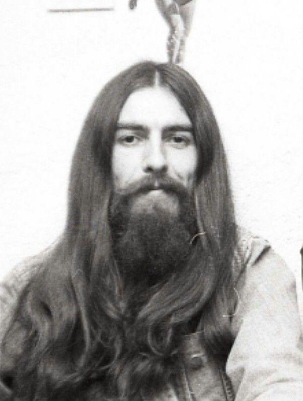 Pin on George Harrison