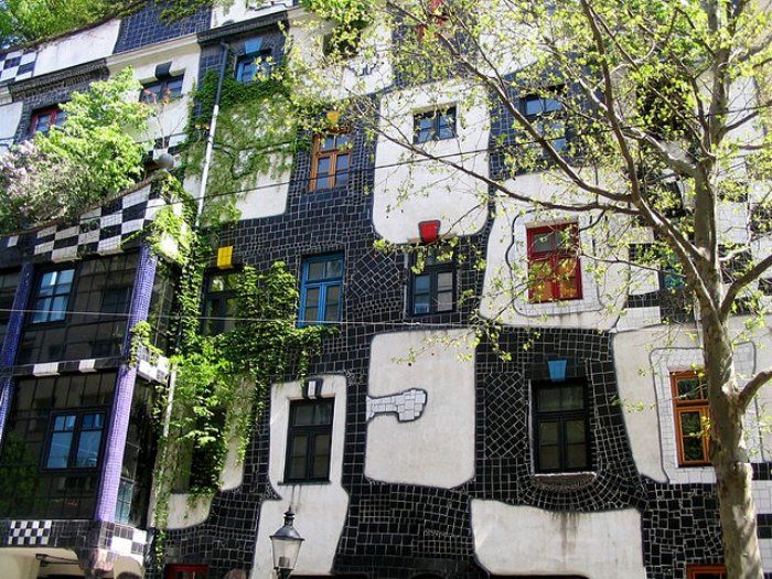 16 Best Images About Friedensreich Hundertwasser