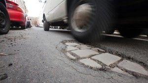Jetzt soll die Lkw-Maut die Straßen sanieren
