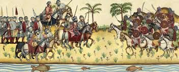 Resultado de imagen para reconquista española contra musulmanes