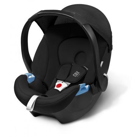 """Cybex Автокресло Aton Basic Pure Black  — 7758р. --------------- Автокресло """"Aton Basic Pure Black"""" чёрного цвета маркиCybex. Автокресло Cybex Aton Basic Pure Black – это удобное детское кресло, которое крепится в машине собственными трехточечными ремнями безопасности с мягкими накладками.Кресло имеет централизованную систему натяжения ремней, поэтому их длина легко регулируется одним движением. В нем имеется вкладыш для новорожденных, встроенный капюшон, защита от опрокидывания. Устройство…"""