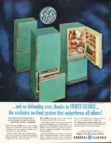 17 best images about vintage home appliance furnishings ads on pinterest conditioning. Black Bedroom Furniture Sets. Home Design Ideas