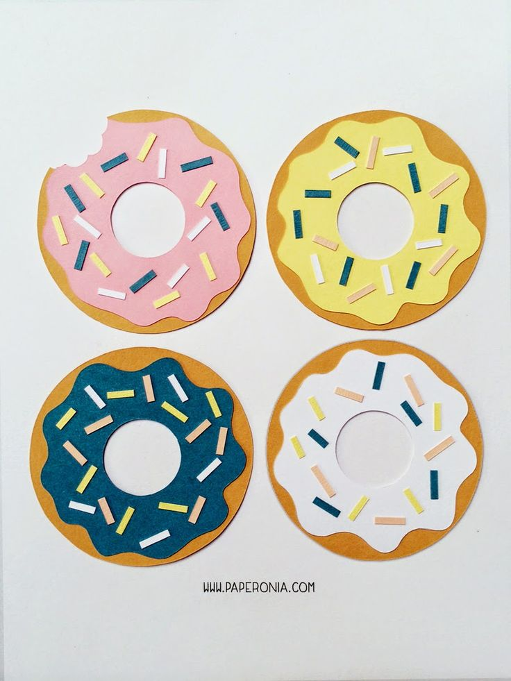 Make different colored donuts out of construction paper.  Have donut boxes or gift boxes with a picture of the donut on the top.  Have the children sort the pile of donuts by color into boxes.  When done sorting, the parent and child could count together how many is in each box.  For a more challenging experience you could have the donuts all different sizes and then they could sort by size as well.