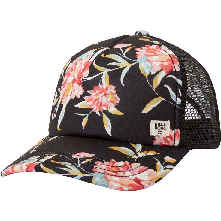 Billabong Girls' Shenanigans Hat - Off Black