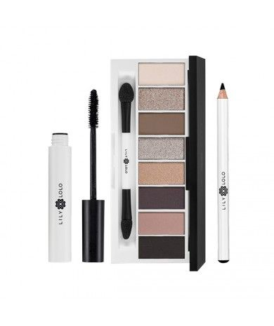 Coffret Maquillage Bio Iconic Eye