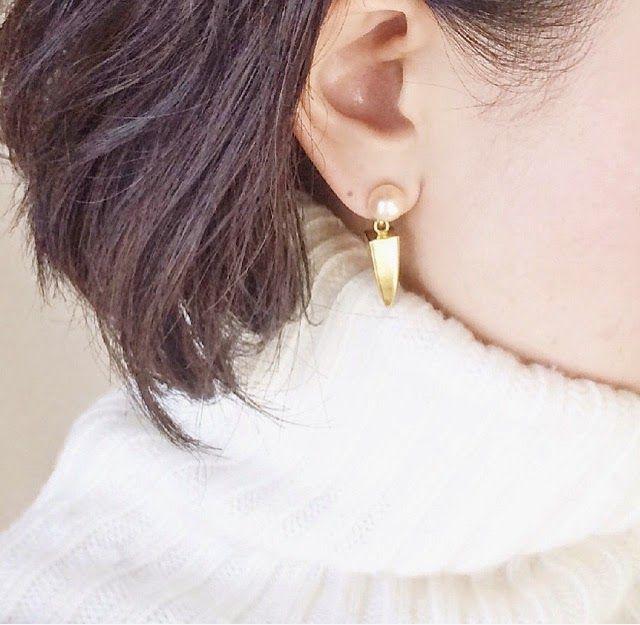 """blog@fabCouture.com: ●""""女子力""""を感じる素敵なモデル♪【Lizzie Fortunato Jewels/リジーフォルトゥ..."""