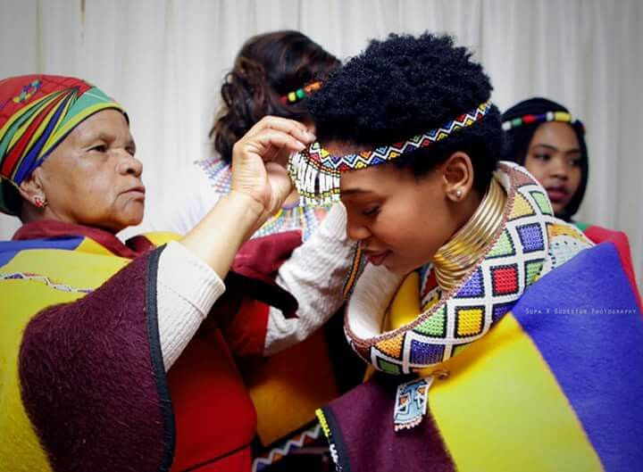 Ndebele traditional wedding