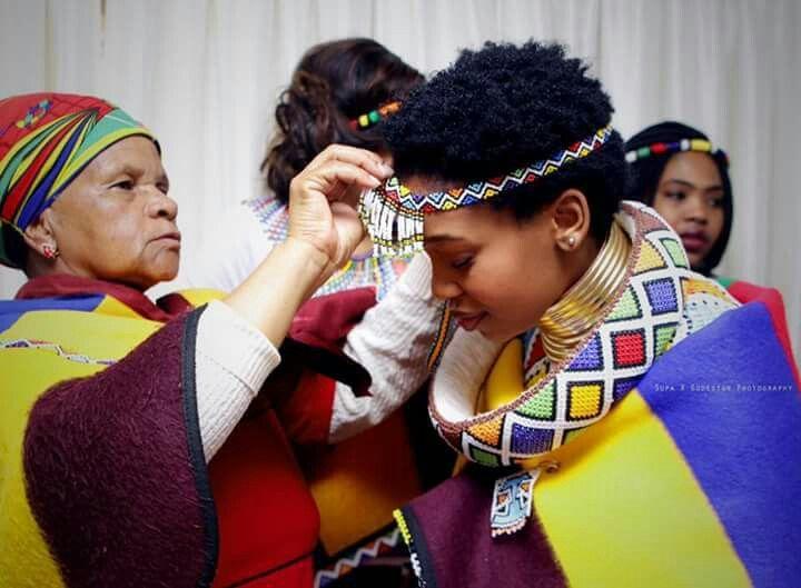 Ndebele traditional wedding