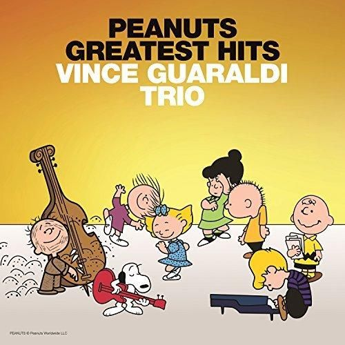 Vince Guaraldi Trio - Peanuts Greatest Hits (Music From The TV Specials)