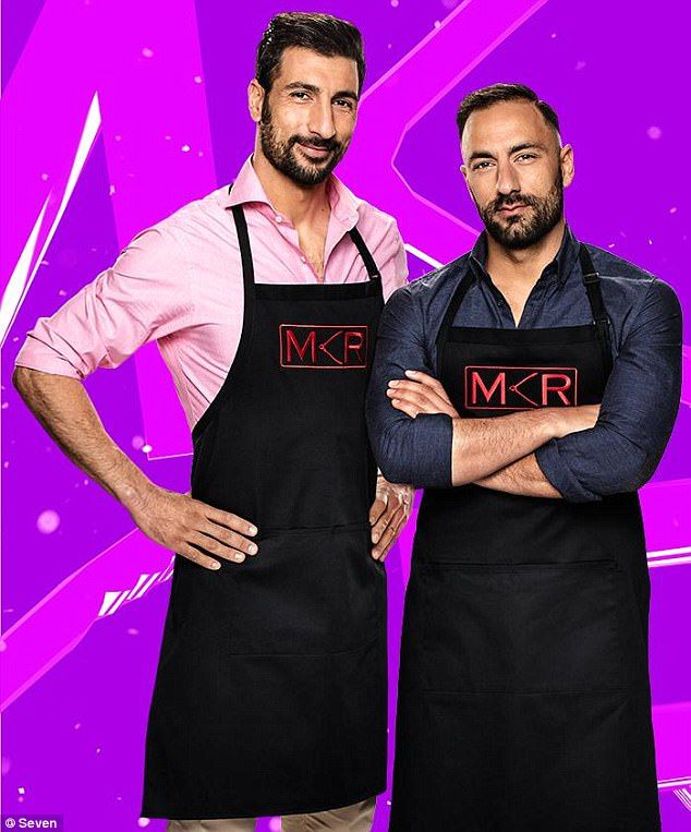 New My Kitchen Rules stars have professional backgrounds  Its the ratings juggernaut set to return for its ninth season on Monday night.  And while My Kitchen Rules is supposed to feature amateur cooks this year theres two competitors with a professional background in the culinary industry.  Brothers Josh and Nic who will represent New South Wales on the show run both a family restaurant and a food truck which they fully admit gives them an unfair advantage.  Professionals! The new season of…