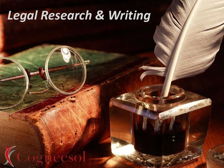Research and writing services