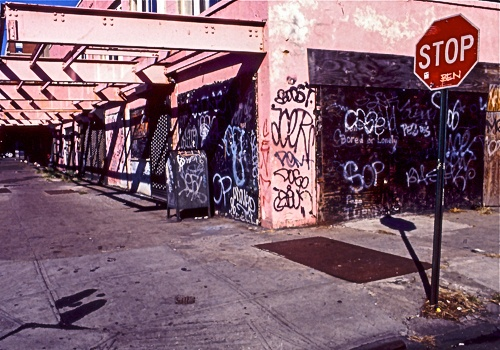 Meat Packing District circa 1989