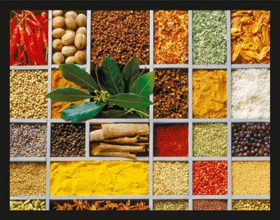 Wonderfull spices
