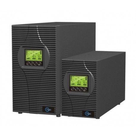 ZP120N-3K - UPS On Line 3000VA/2400W  GTEC ZP120N-3K UPS Tower On Line Tecnologia On Line Doppia Conversione ad onda sinusoidale perfetta Controllo digitale con Digital Signal Processor - Inverter ad alta efficienza Potenza 3000VA/2400W - Porta comunicazione USB - Software di controllo Indicato per Sistemi di piccola e media potenza 640,13 €