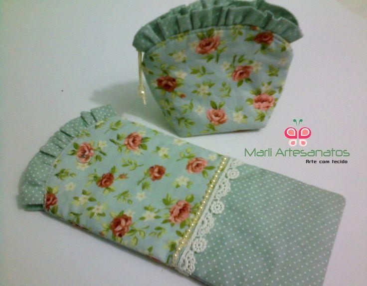 Produto confeccionado com tecido tricoline 100% algodão, estruturado com manta acrílica. <br>Excelente idéia para presentear neste natal.
