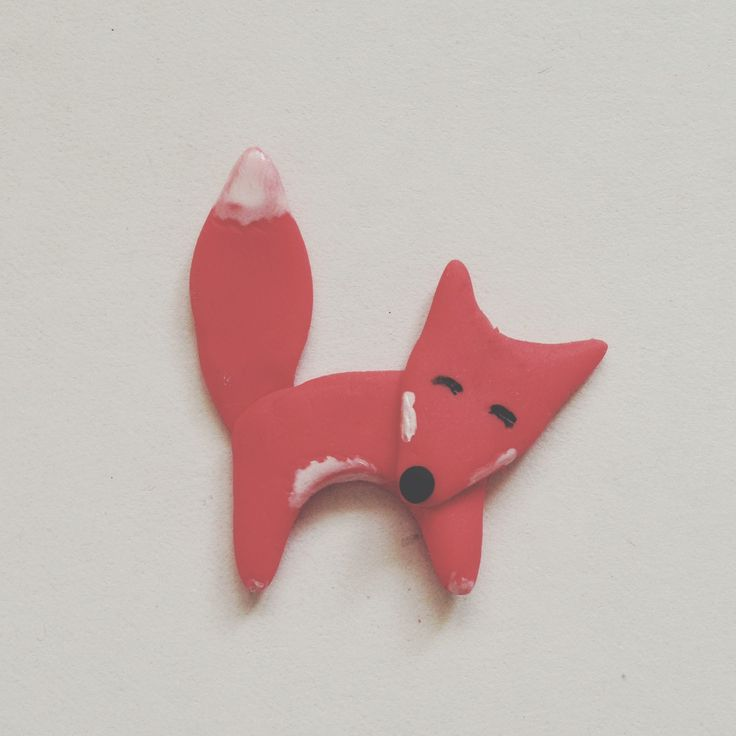 what does the fox say? #handmade #fox