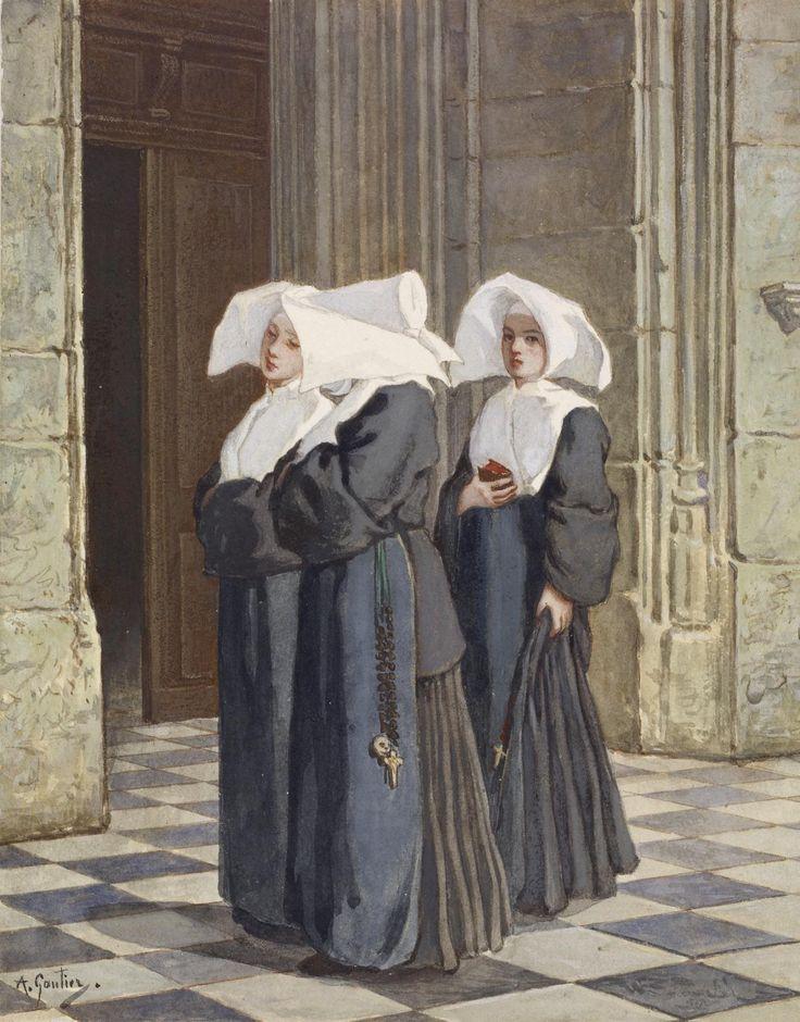 Monjas de la orden de San Vicente de Paul