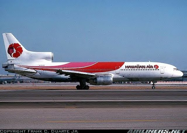 137 best aviation hawaii images on pinterest airplanes civil hawaiian air lockheed this particular aircraft was the one repainted in fictional northeastern livery for die hard in which holly genaromcclane flies from sciox Gallery