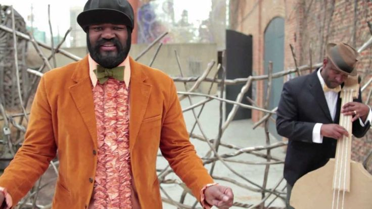"""Gregory Porter - """"Be Good (Lion's Song)"""" Official Video. My daughter LOVES this song! Works like a charm to calm her down if she's fussy and helps her go to sleep. It's the cutest thing ever to see her trying to sing along."""