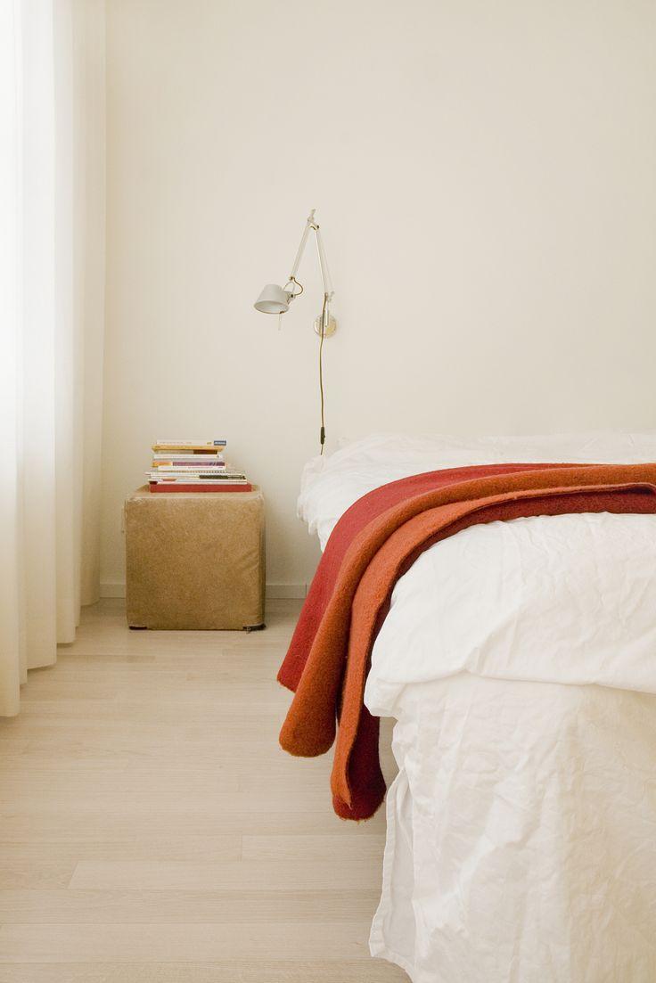 Slaapkamer - licht en rust