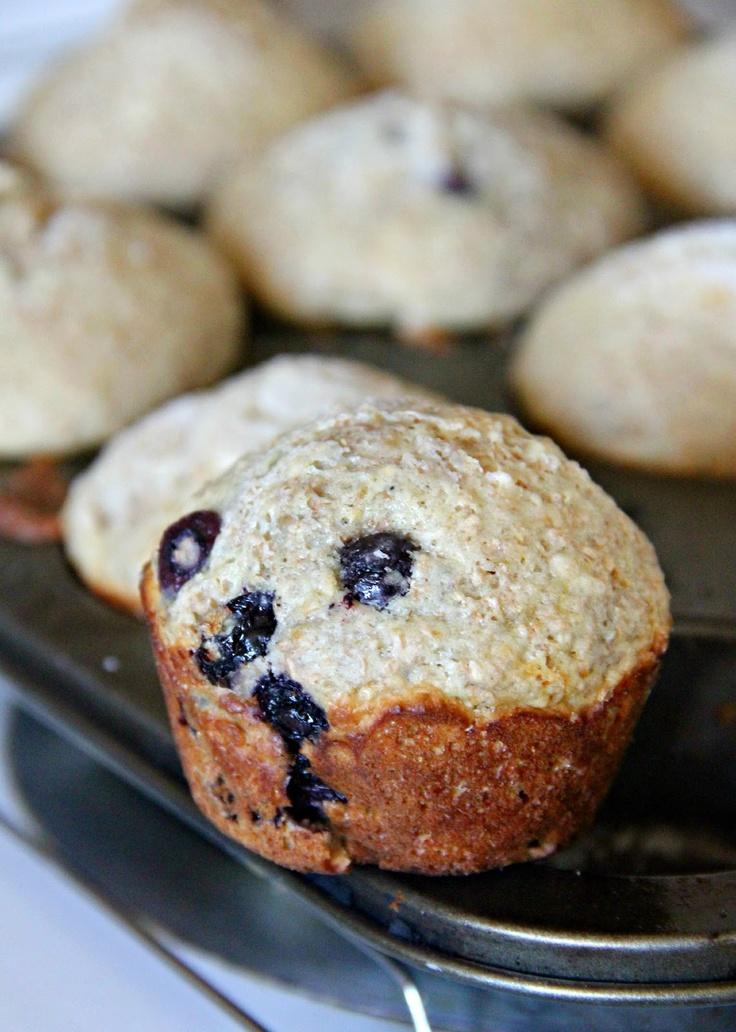 Blueberry Buttermilk Muffins | Blueberry | Pinterest