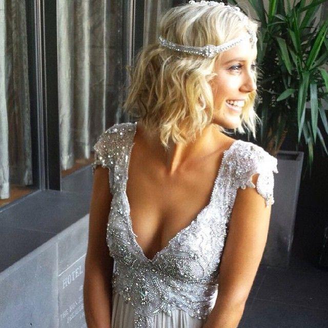 Annabella gown   Anna Campbell