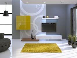 Cameleo To segment, który stworzy niezwykłą atmosferę w Twoim wnętrzu. Swoją kolorystyką potrafi dostosować barwę lakieru do otaczającego światła. Naturalny fornir drzewa orzechowego oraz wysoki połysk bieli i cytrynowo-zielonego lakieru to znakomita kompozycja nowoczesnego wzornictwa. Zestaw dostępny jest również w kilku wersjach kolorystycznych.