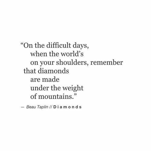 Beau Taplin | Diamonds