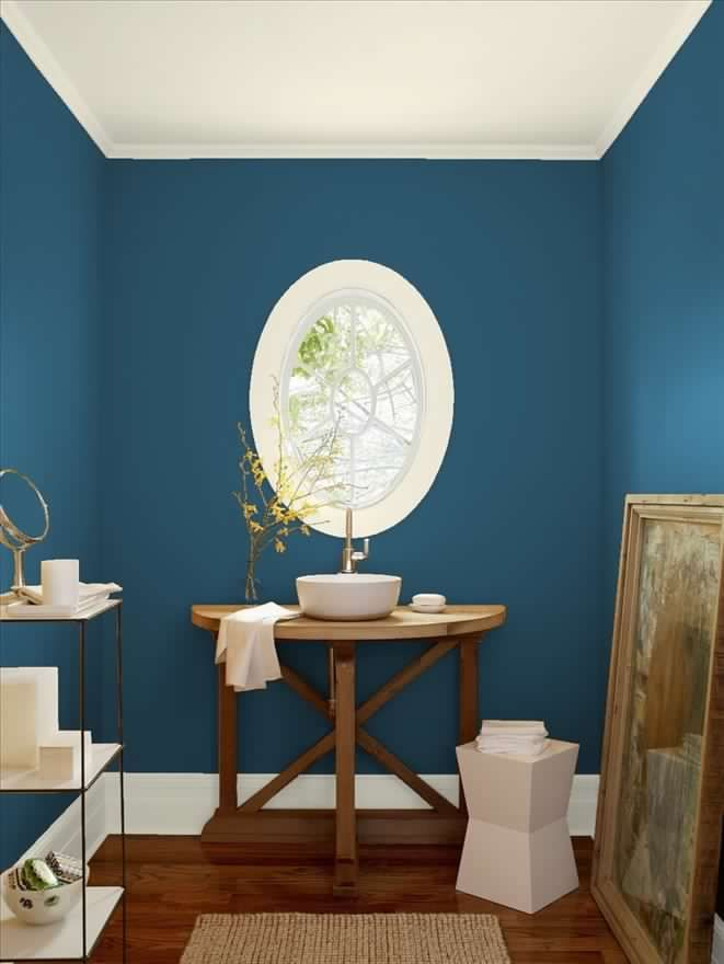 Best 25 Benjamin Moore Blue Ideas That You Will Like On