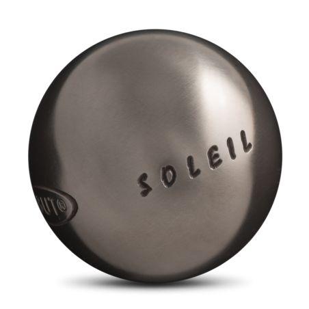 Strie 0 | Boule de pétanque de compétition : SOLEIL inox